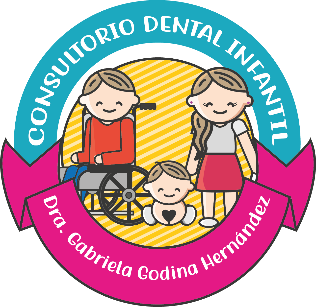 Odontopediatra Gabriela Godina